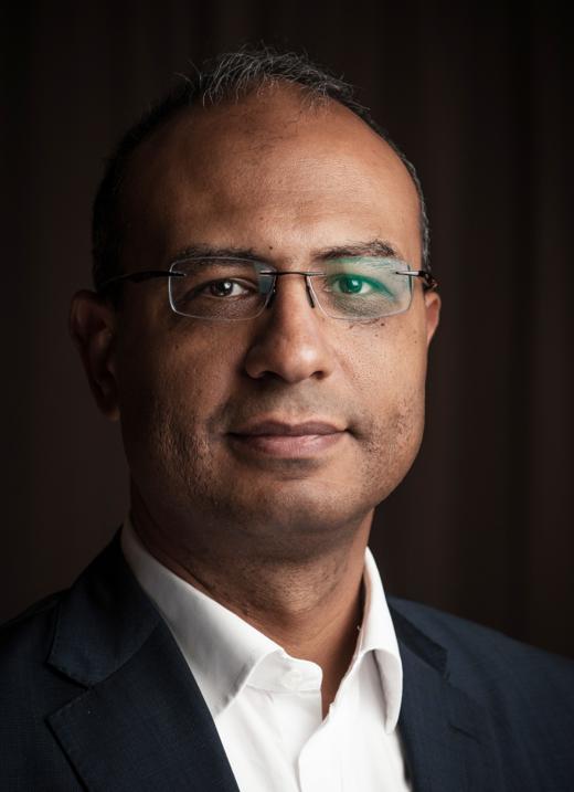 Hossam Eddeen Saleh